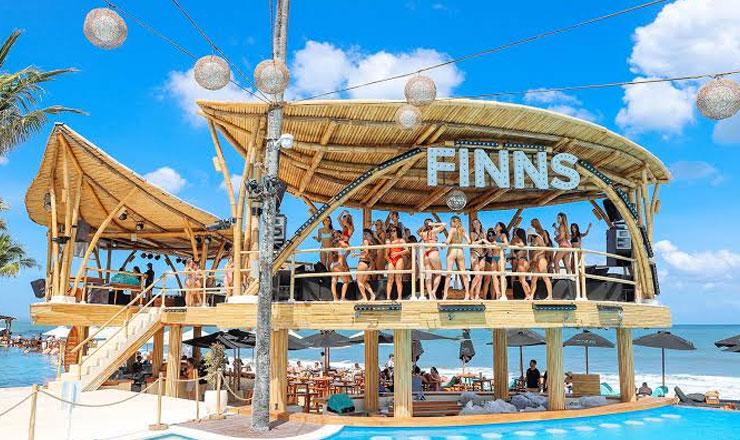 บัตรผ่านซุปเปอร์ฟันสำหรับเข้าใช้บริการที่ฟินส์ บาหลี (Finns Bali)