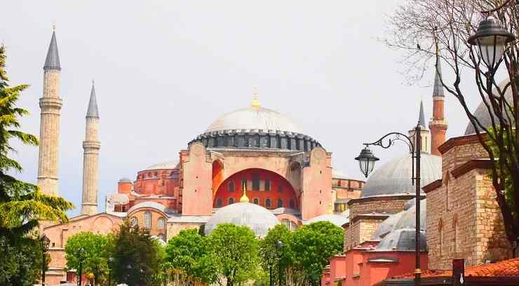 อิสตันบูล เที่ยวสุขสันต์ สนุกด้วยกันใน ประเทศตุรกี ตอน 4 ฮาเกียโซเฟีย ภาค 3 การจลาจลนิก้า (Nika Revolt)