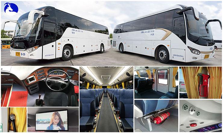 บริษัทให้เช่ารถบัสและรถทัวร์ VIP กับ DASH MV ที่ตอบโจทย์ทุกการเดินทางอย่างมั่นใจ