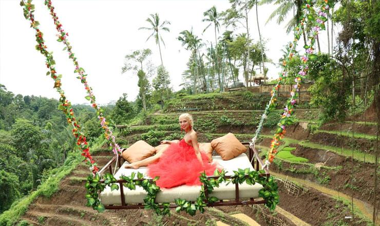 บ ตรเข าอาโลฮา อ บ ด Aloha Ubud ในบาหล