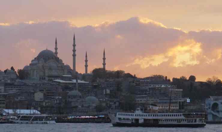 อิสตันบูล เที่ยวสุขสันต์ สนุกด้วยกันใน ประเทศตุรกี ตอน 1 ตำนานดินแดนสองทวีป และเที่ยวมัสยิดซูเลย์มานีเย