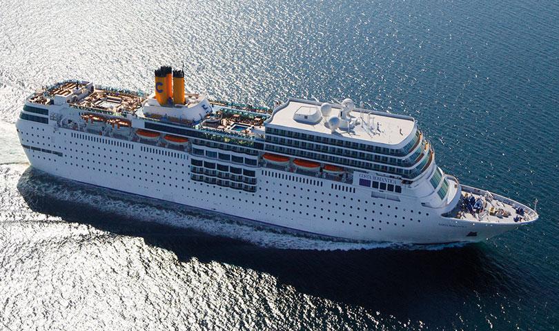 ล่องเรือสำราญ Costa neoRomantica ญี่ปุ่น ไต้หวัน 5วัน 4คืน บินคำเธ่ย์ แปซิฟิก(CX)